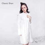 ClassicShan原创衬衫裙